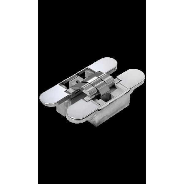 Скрытые петли с 3-D регулировкой HH-16 PC